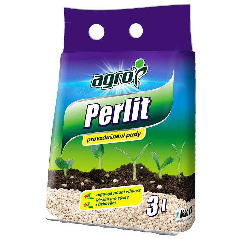 AGRO Perlit 3 l