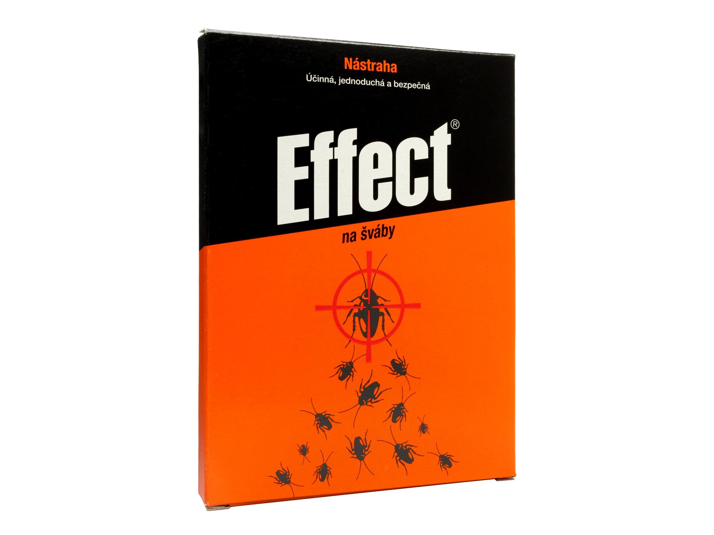 Effect - nástraha na šváby 1 ks