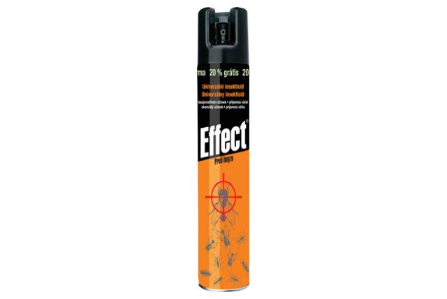 Effect - univerzální insekticid aerosol 400 ml