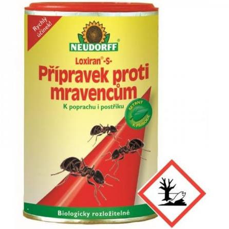Neudorff - Loxiran - S - 100g přípravek proti mravencům