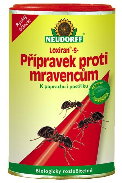 Neudorff - Loxiran - S - 300g přípravek proti mravencům