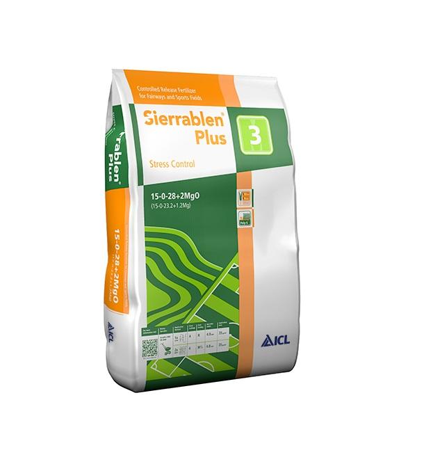 Sierrablen Plus Stress Controll 03M 15-00-28+2MgO 25 Kg