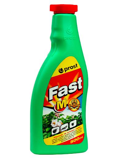 Fast M 500 ml náplň