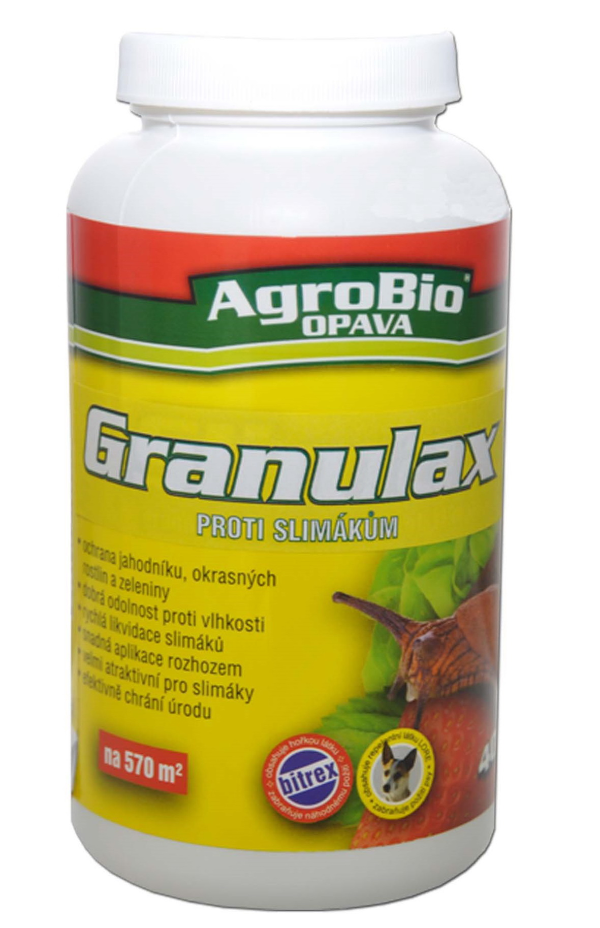 Granulax 400g (dříve Slimax)