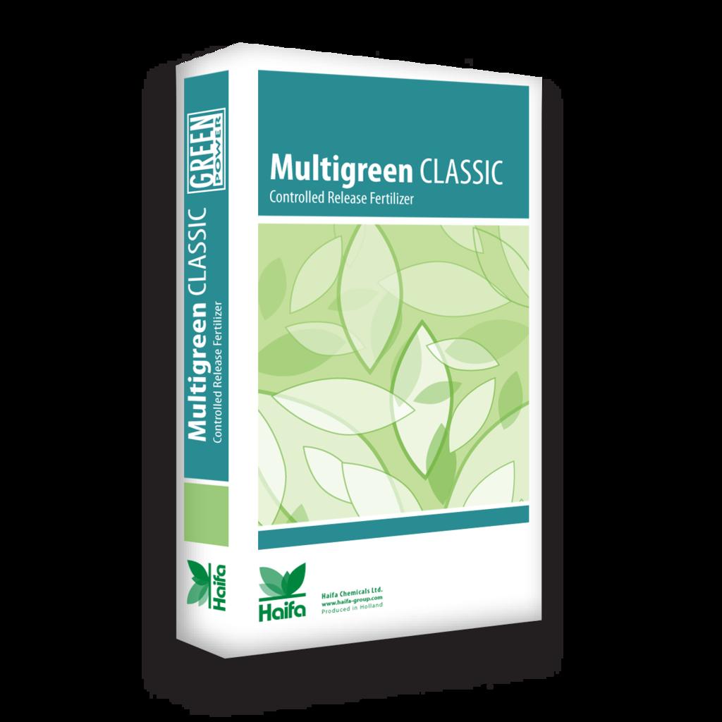 Multigreen Printempo 24-6-14+3MgO 25 kg- jarní