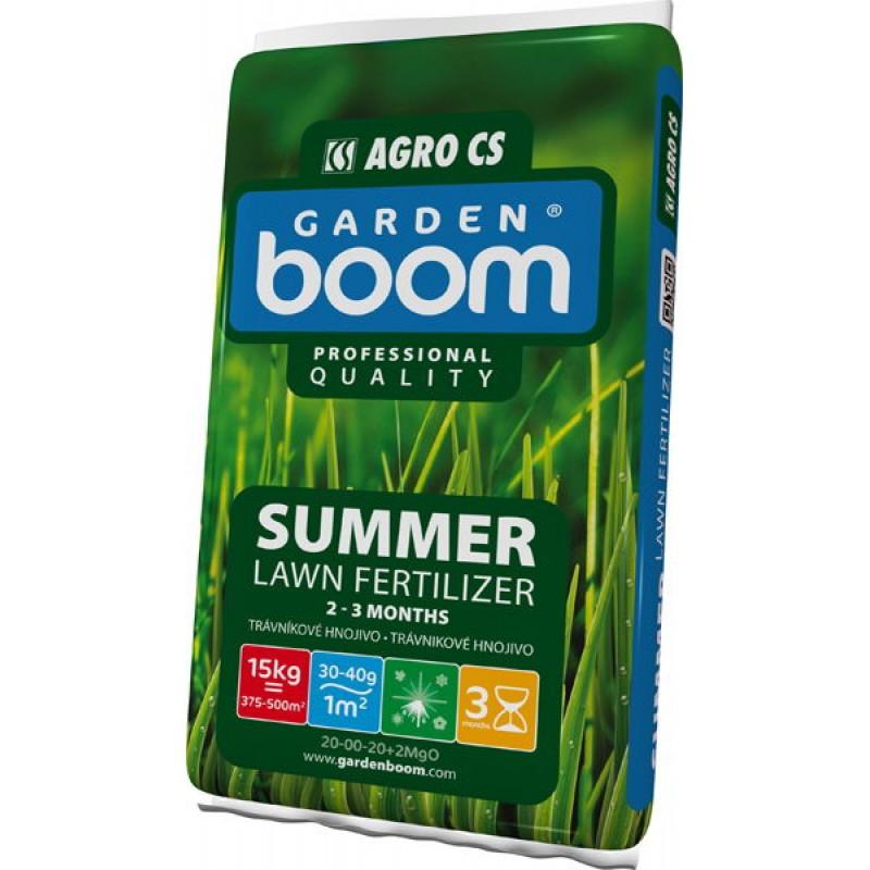 Garden Boom Summer 20-00-20+2MgO 15kg