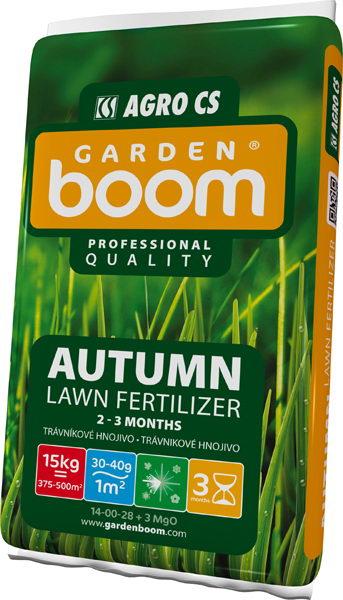 Garden Boom Autumn 14-00-28+3MgO 15kg