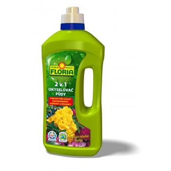 FLORIA Okyselovač a hnojivo pro azalky,rododendendrony 1 l