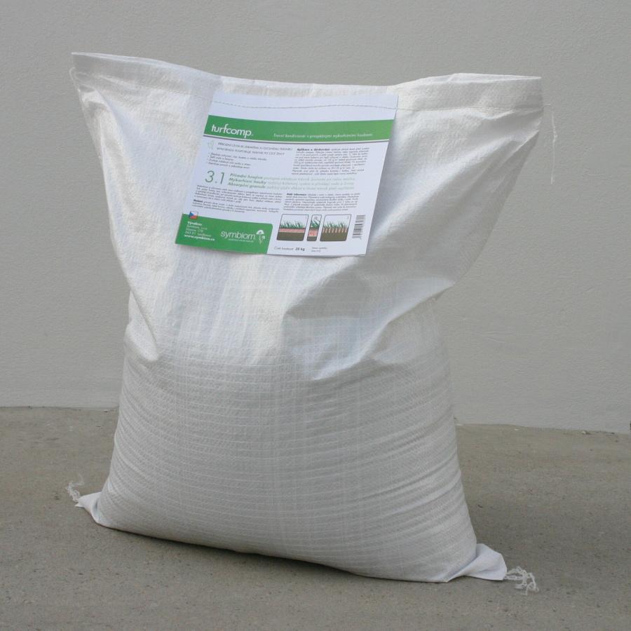 TurfComp 20kg - mykorhizní houby