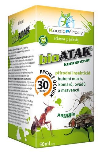 Kouzlo Přírody bioAtak- koncentrát 25ml