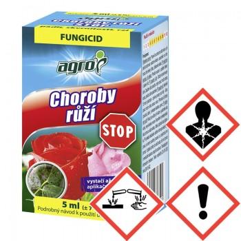Levně AGRO CS AGRO Choroby růží STOP 5 ml