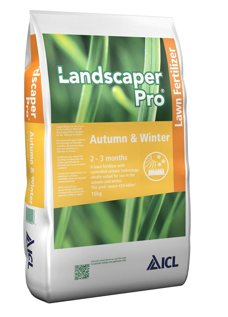 Levně ICL Landscaper Pro: Autumn & Winter 15 Kg 12-5-20+3CaO+3MgO