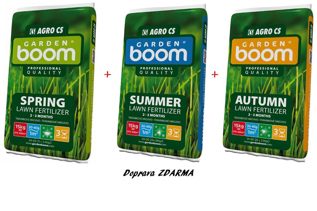 GARDEN boom Zvýhodněný balíček