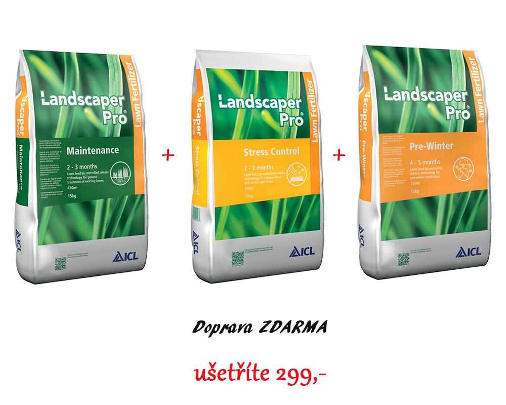 Landscaper Pro® - Pravidelná údržba