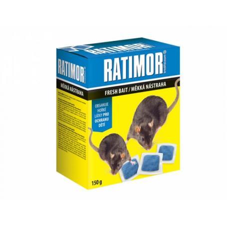 Ratimor-měkká nástraha 150 g krab.