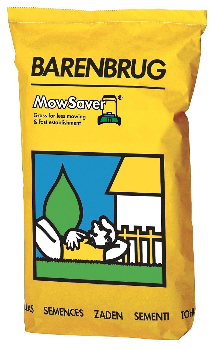 Barenbrug MOWSAVER 15 Kg (Směs pro rychlé založení a malý přírůstek biomasy)