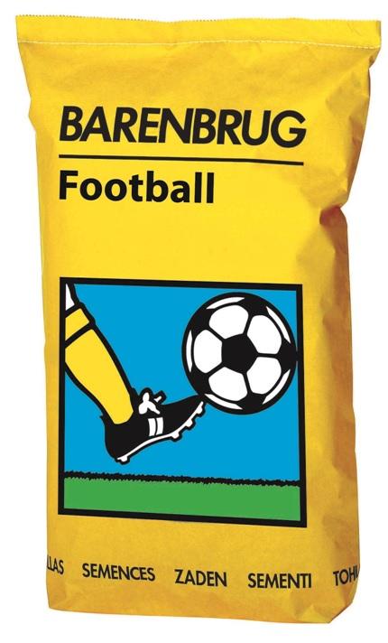 Barenbrug FOOTBALL 15 Kg (Směs pro zatěžované sportovní plochy)