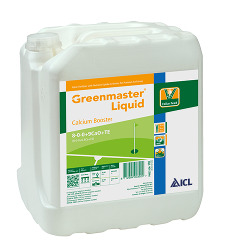 Levně Greenmaster Liquid Ca- Booster 08-00-00+9CaO+Te 10l