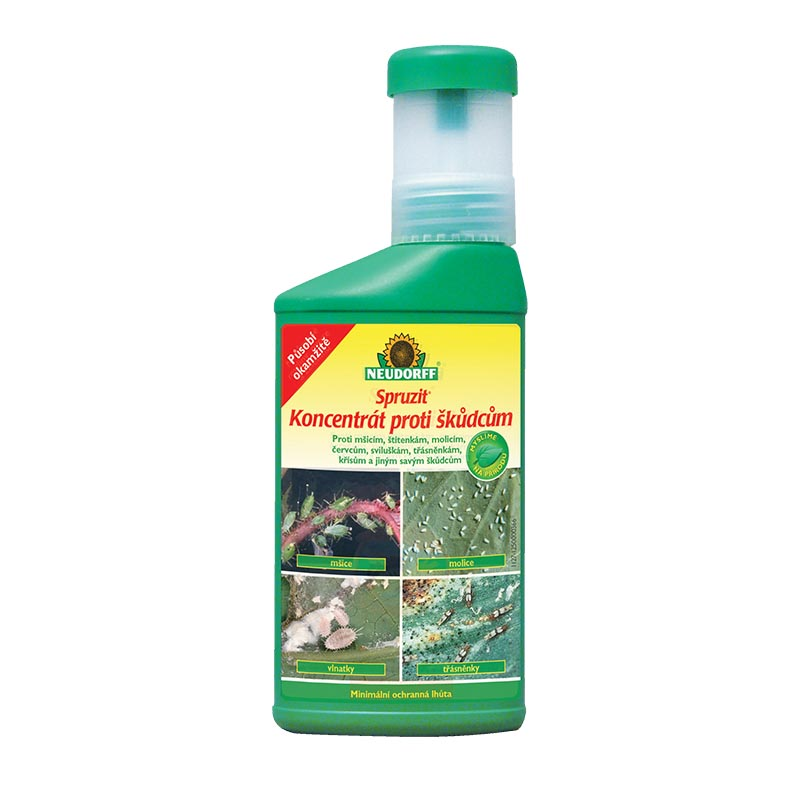 Levně Neudorff Neudorff Spruzit - koncentrát proti škůdcům 250 ml