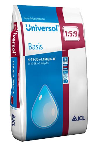 Universol Basis 4-19-35+4.1MgO+TE 25kg