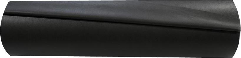 Netkaná mulčovací textilie, 50g 1,6x25m černá
