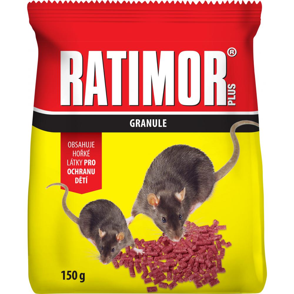 Ratimor - granule 150 g