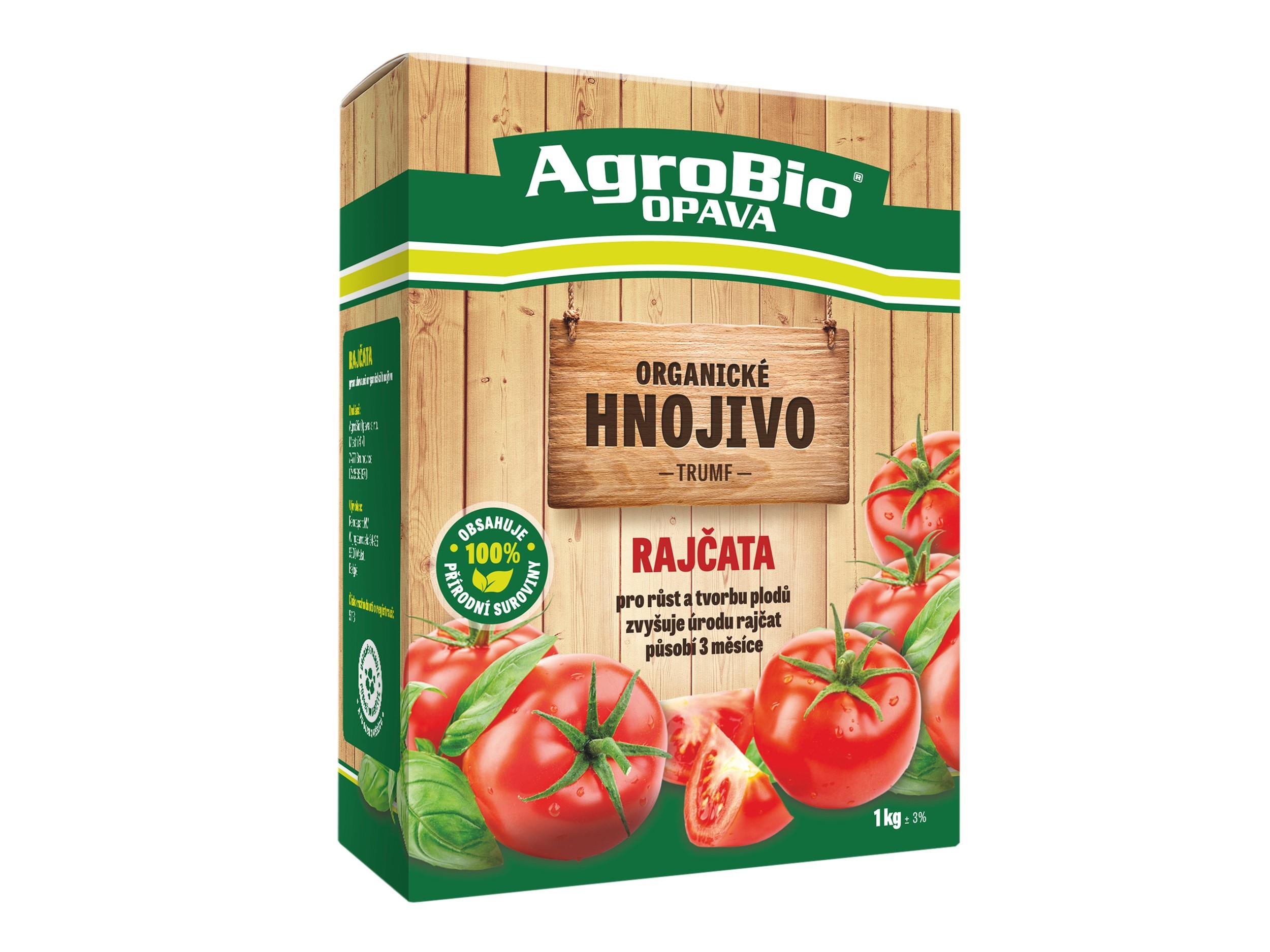 TRUMF Rajčata granulované hnojivo - 1 kg