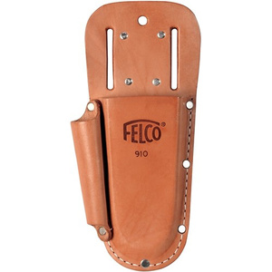 Pouzdro FELCO 910+ kožené na nůžky Felco a na brousek Felco 903