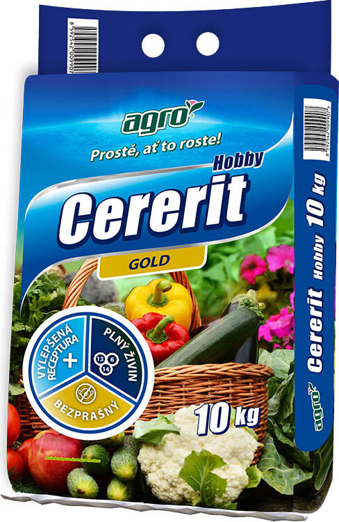 AGRO Cererit Hobby © GOLD 10 kg kompakt