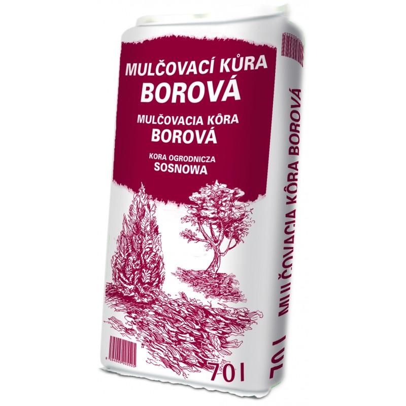 AGRO Mulčovací kůra borová 70 l