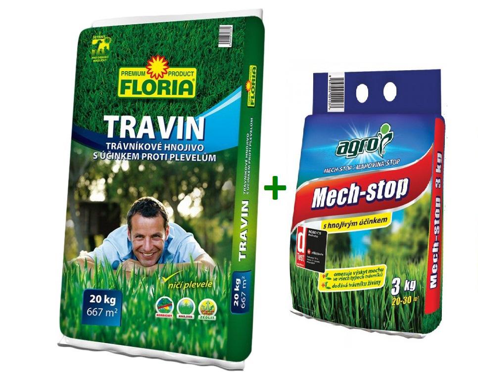 AGRO FLORIA Travin 20 kg