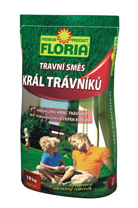 FLORIA Travní směs Král trávníků 10 kg