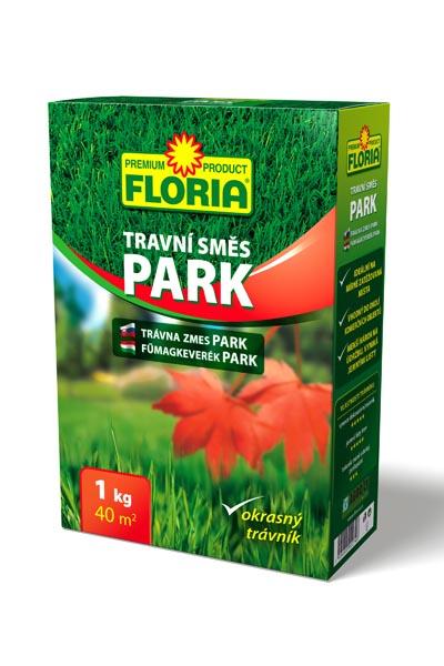 FLORIA Travní směs PARK - krabička 1 kg