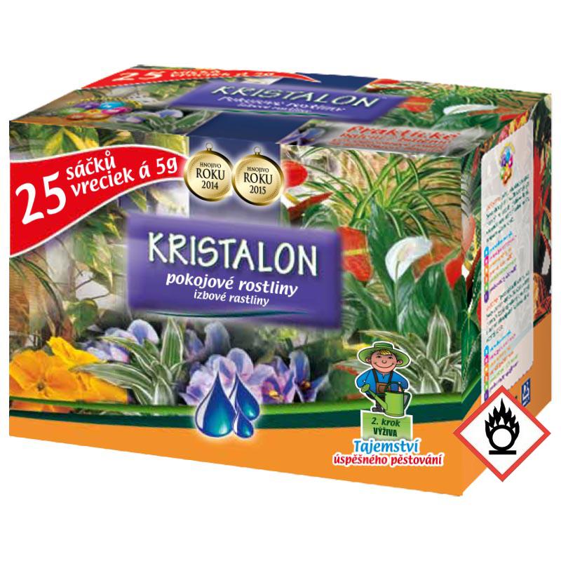 Agro Kristalon pro pokojové rostliny 25 x 5 g