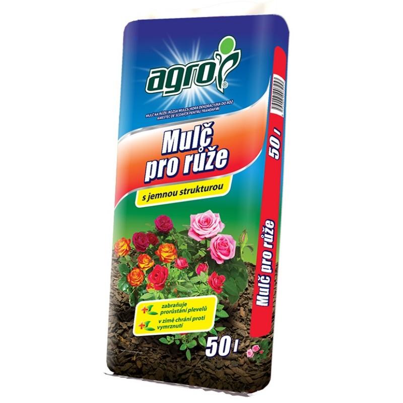 AGRO Mulč pro růže 50 l