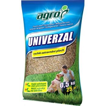 AGRO Travní směs UNIVERZÁL - sáček 0,5 kg