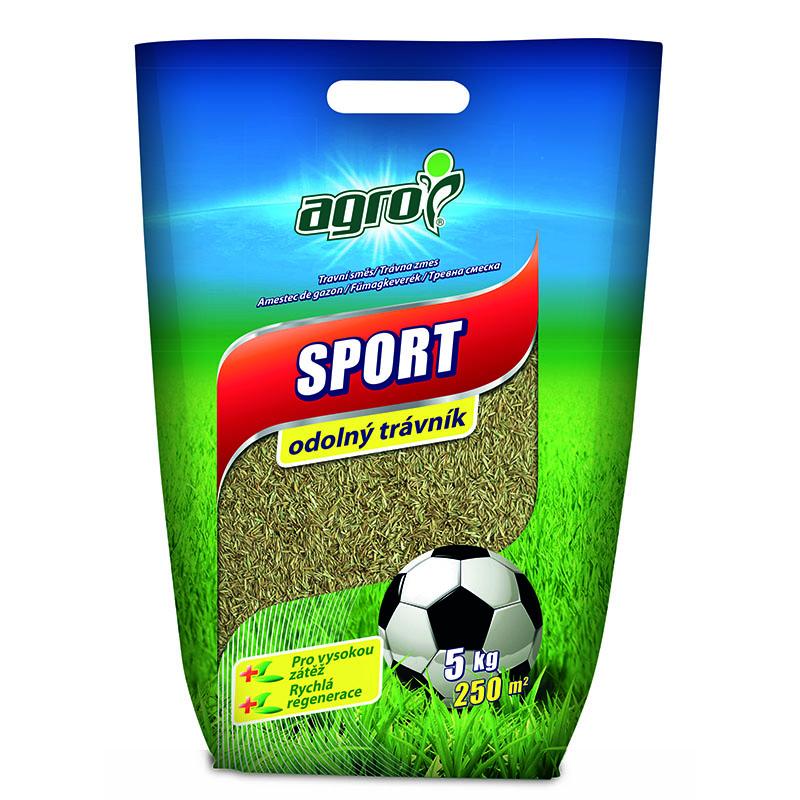 AGRO Travní směs SPORT - taška 5 kg