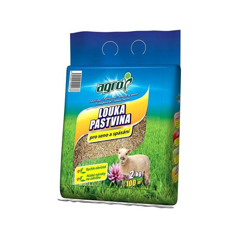AGRO Travní směs LOUKA - taška 2 kg