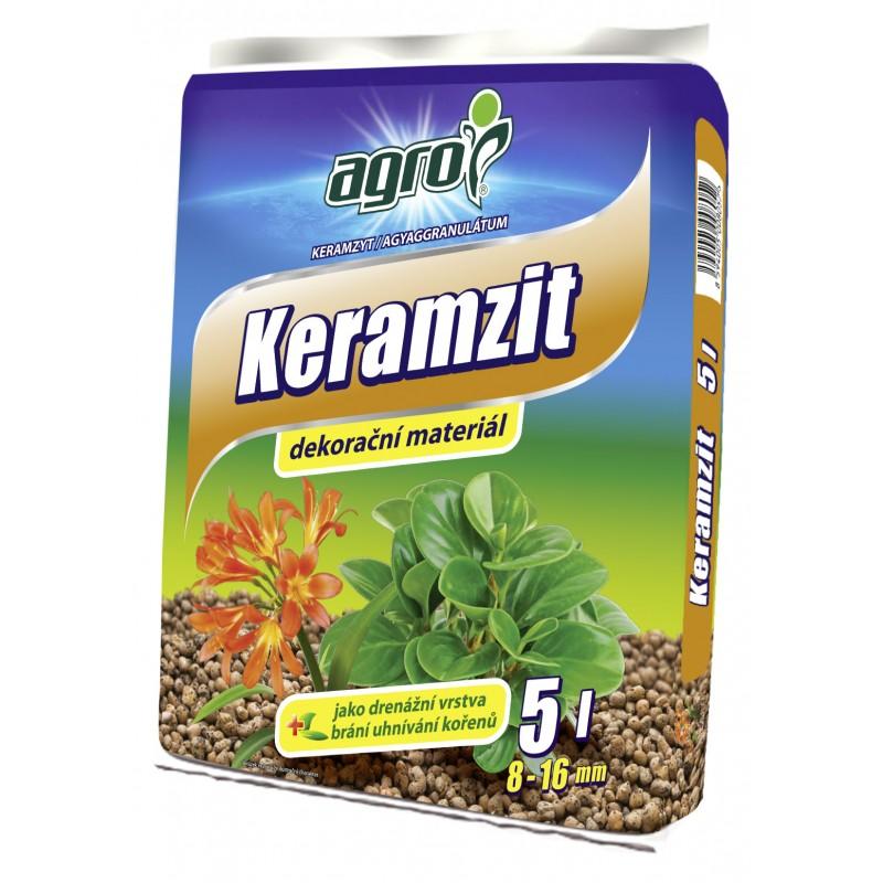 AGRO Keramzit 8 - 16 mm 5 l