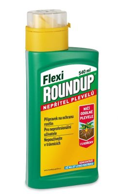 Roundup flexi 540 ml