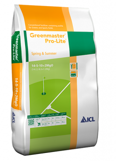 Greenmaster Pro Lite Spring and Summer 14-05-10+2MgO 25 Kg